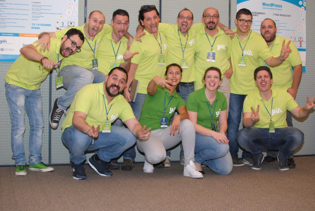 Organiza los «WPDays» en Roma, un evento de formación en Roma