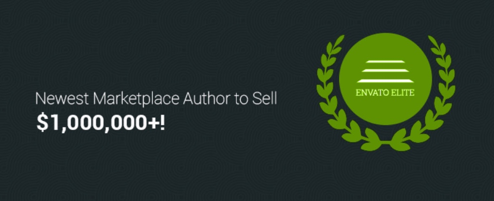 Factura el primer millón de dólares gracias a la venta de temas de WordPress