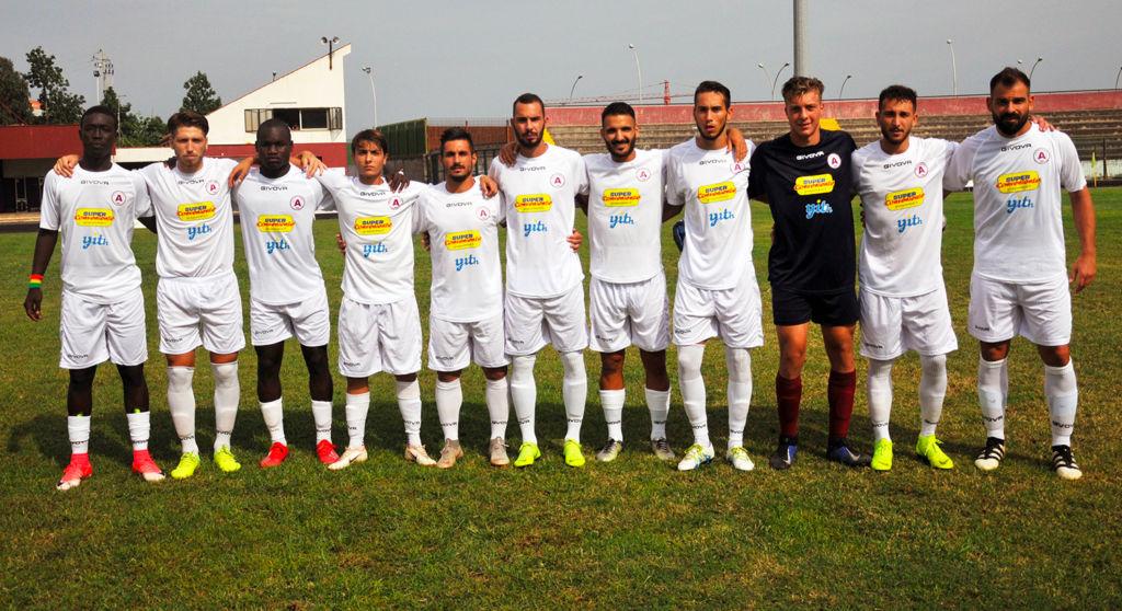 YITH patrocina el equipo de fútbol de Acireale