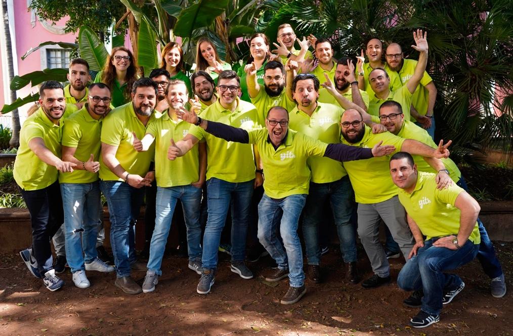 YITH sigue creciendo: la reunión de YITH en Tenerife